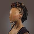 hair study 3 by elizabethtristram