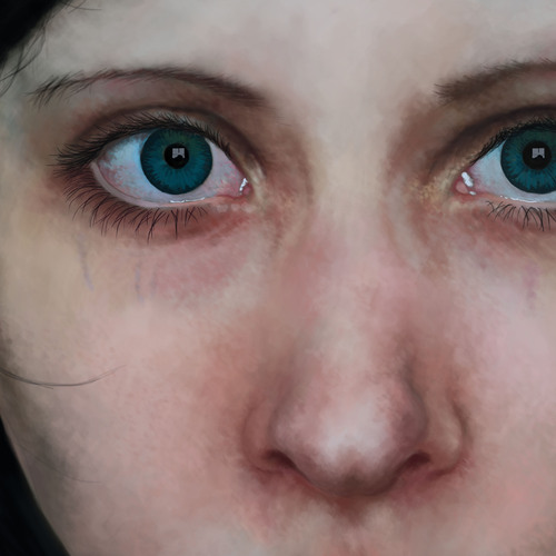 Skin Study by elizabethtristram