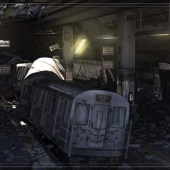 subway wreak by chrisdipaola
