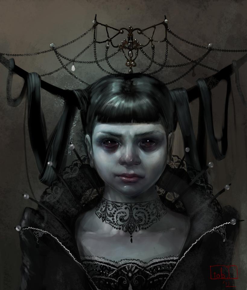 vampire princess by olgaciob