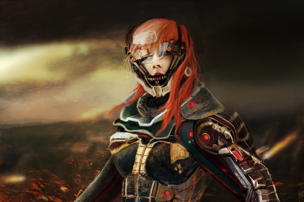 soldier of the future by patfix