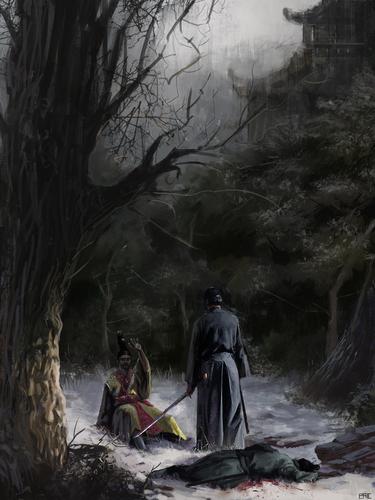 Display jumbo samurai ver3