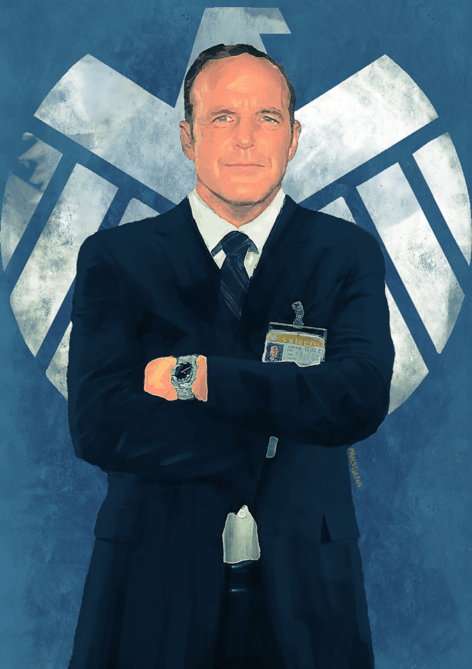 agent coulson by chemamansilla