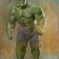 the hulk by chemamansilla