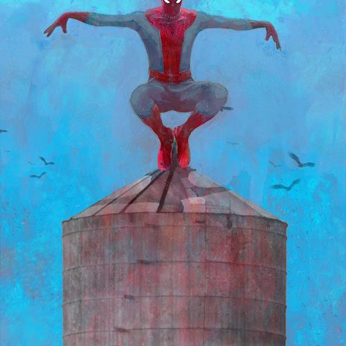 Thumb jumbo spider man 2