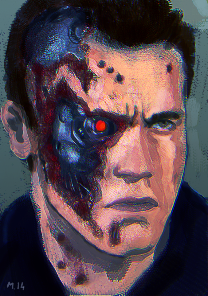 the terminator by chemamansilla