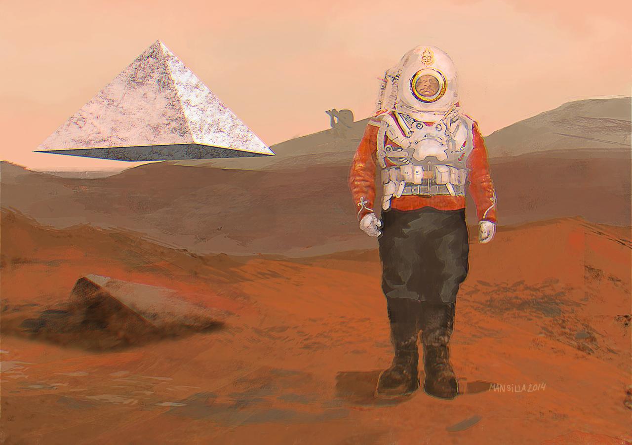 mars explorer 2 by chemamansilla