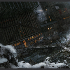 castle sketch by radoslavov