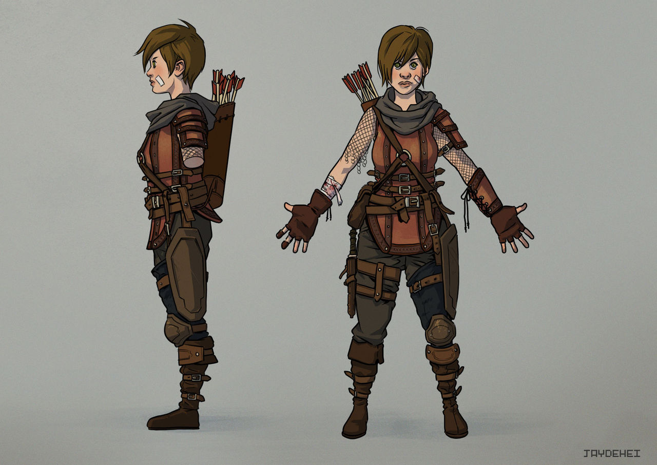 archer turn by jaydehei