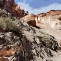 sharyn canyon by patfix