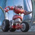 robot by olegpaint