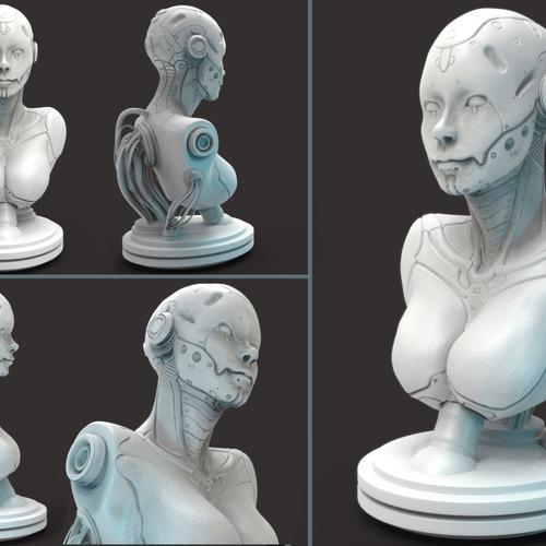Woman00 by giuseppesambito