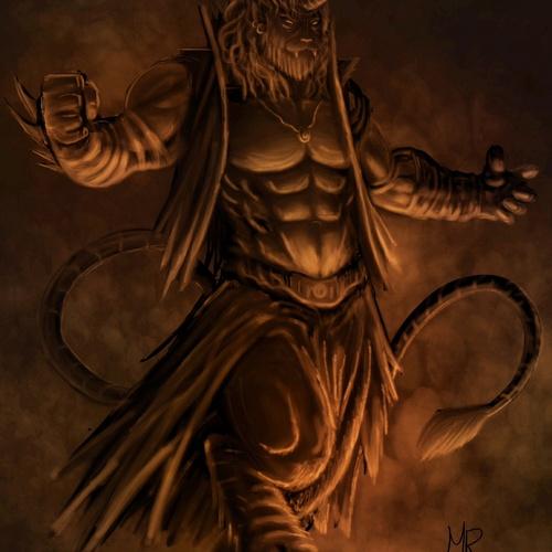 Lionheart by zeek