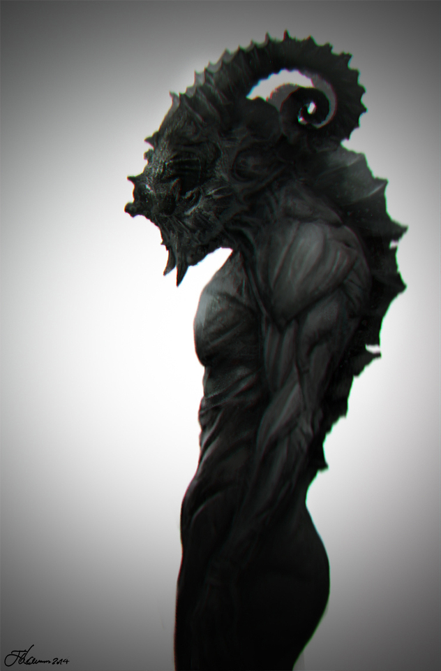 creature by filoo