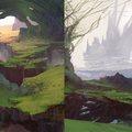 random landscapes by arnaud
