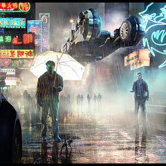 blade runner outlaw by loomen