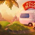 spirit world - magic scene by loomen