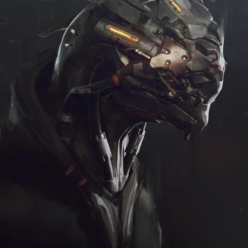 Velocibot Raptor by inkognit