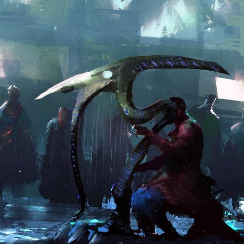 Thumb jumbo harp player speedpainting by erenarik d7gkj9z