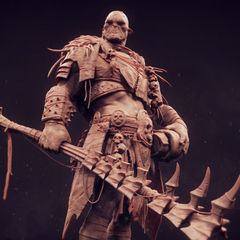 orc for cghub mini challenge 2014 by farhadnojumi