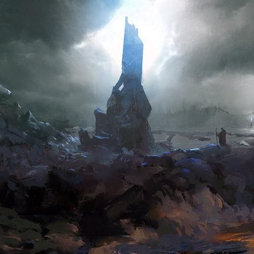 Thumb jumbo obelisk by erenarik d7o16n1