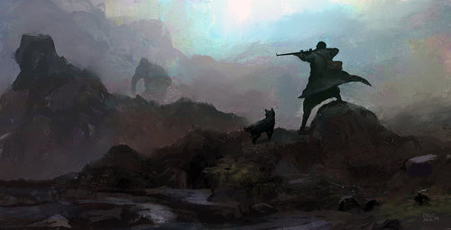 Display jumbo troll hunter by erenarik d7cilgp