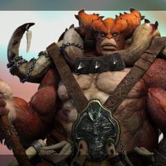 crab lord by farhadnojumi