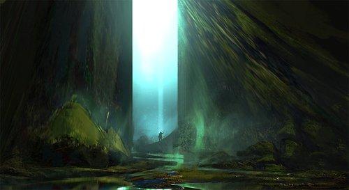 Display jumbo serg soul whimsical forest