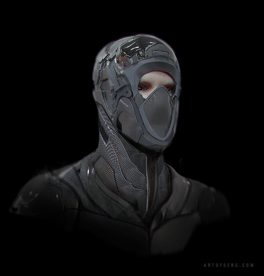 helmet 002 by serg.soul