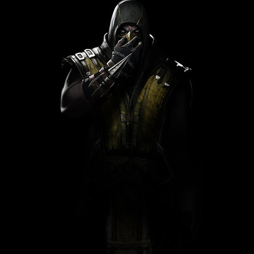 Mortal Kombat X   Scorpion by serg.soul