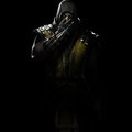 mortal kombat x - scorpion by serg.soul