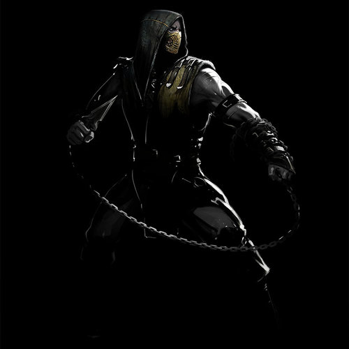 Mortal Kombat X   Scorpion 3 by serg.soul