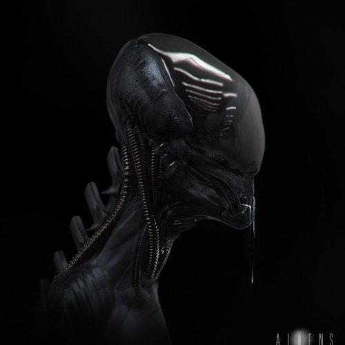 Aliens Challenge 6 Brainstorm by serg.soul