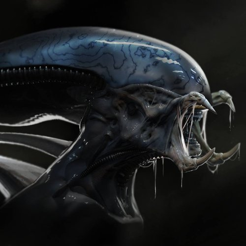 Alien 2 by serg.soul