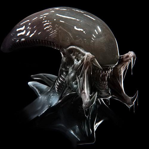 Alien 3 by serg.soul
