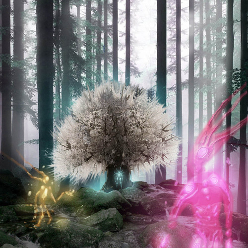 The Spirits Of Cotton Tree by dariosplendido