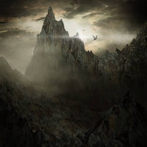 Land Of The Dragons by zeek