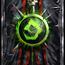 warlock theme cardback by josevega