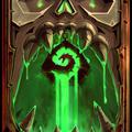 skull dungeon cardback by josevega