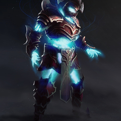 undead wraith by josevega