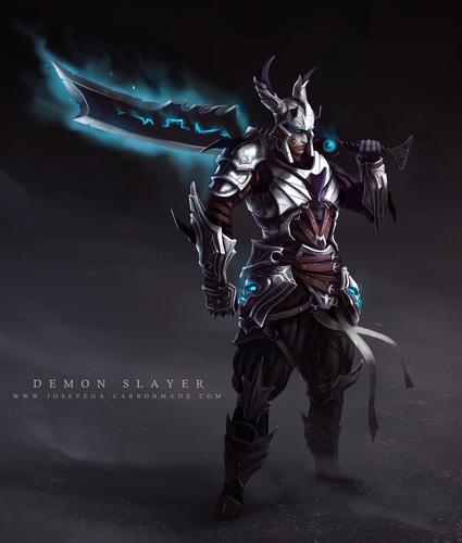 Display jumbo jose vega demonslayer