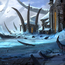 ice viking castle by josevega