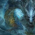 storm dragon by vargasni
