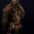 uruk hai samurai by davidcorzine