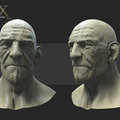 styx master of shadows - head 01 by samuelcompain