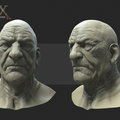 styx master of shadows - head 02 by samuelcompain