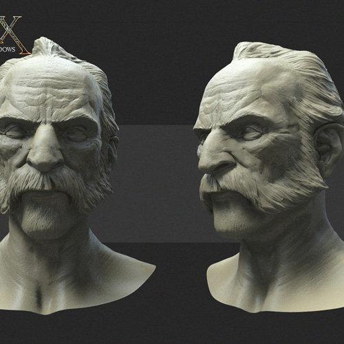 Styx Master Of Shadows   Barimen Sr by samuelcompain