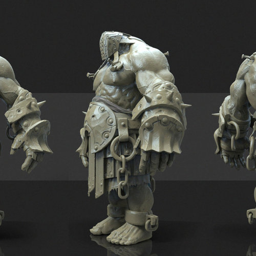 Styx Master Of Shadows   Orcs 01 by samuelcompain