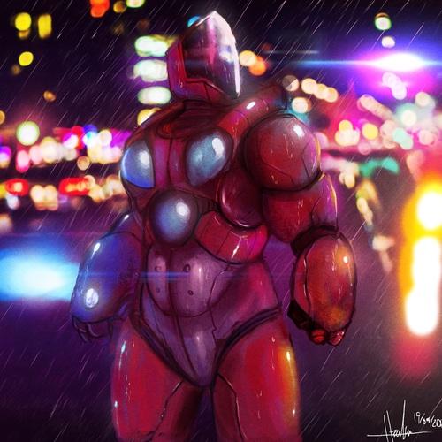 Cityclub Patrol by valquiem