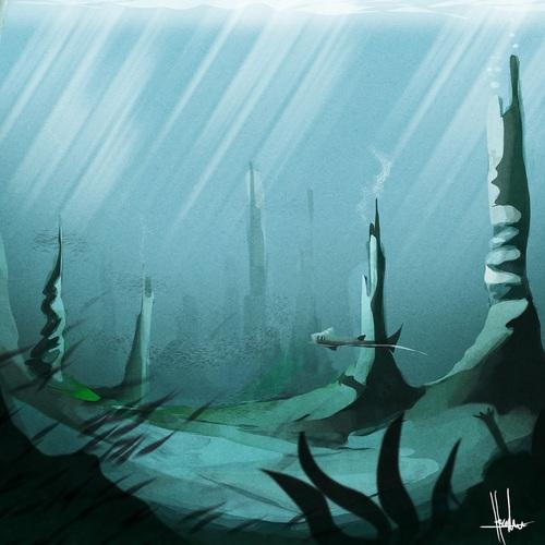 Under The Sea by valquiem